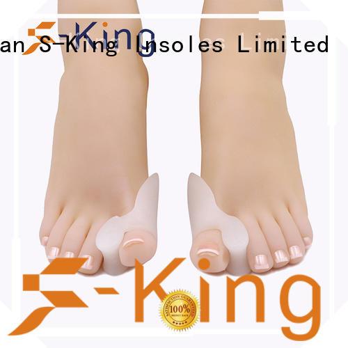 separator splint hole gel toe spacers S-King