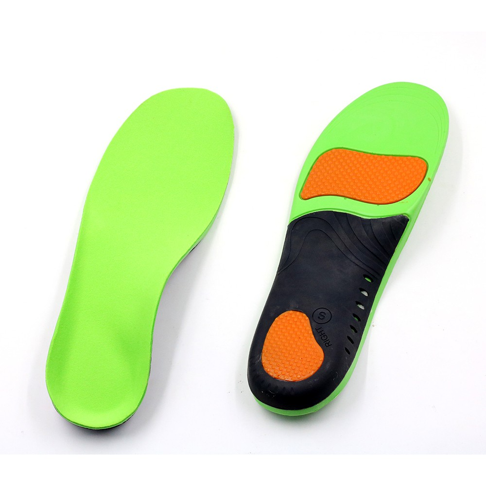 S-King-Gel Orthotic Insoles Shock Absorptation Breathable Insole Orthotics Gel