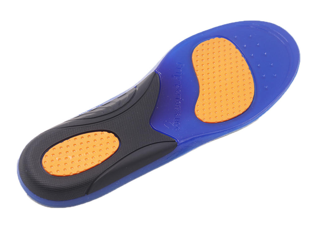 High-quality gel insoles for walking boots Suppliers for fetatarsal pad-2