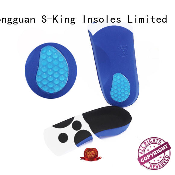S-King buy orthotic insoles company for footcare health