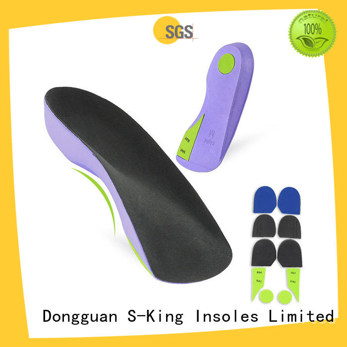 S-King running orthotics Supply for walk