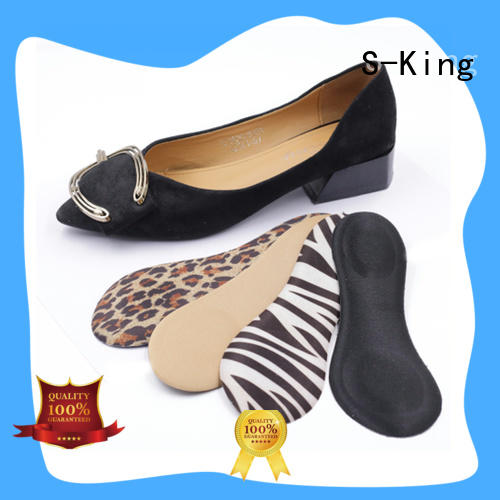S-King Heated ladies insoles for shoes stable heating for golfing