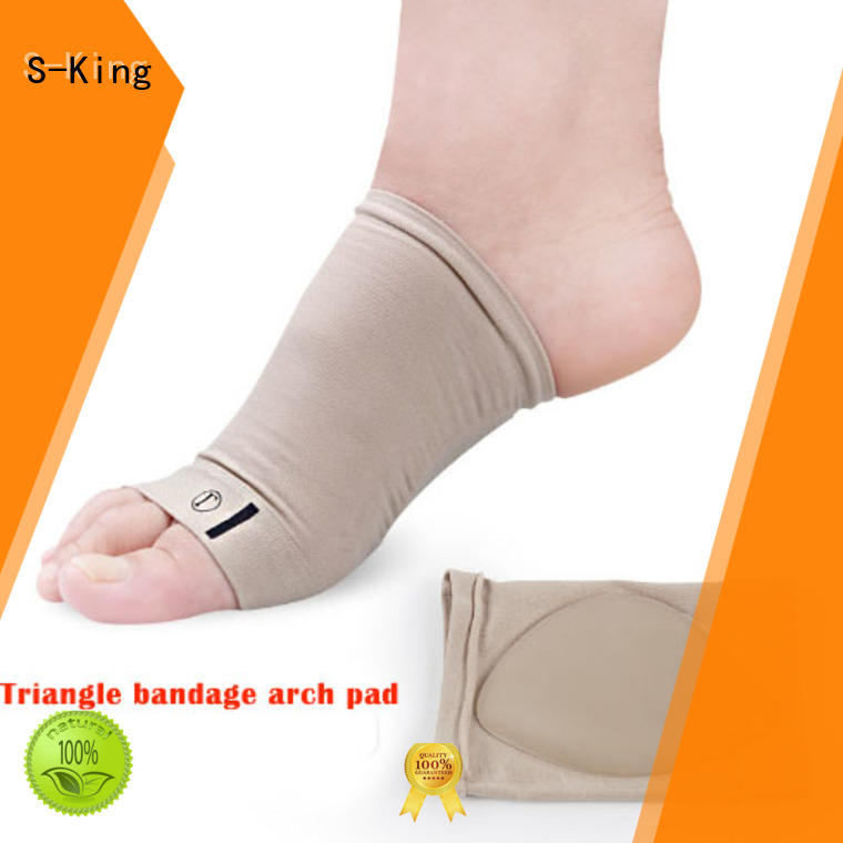 Top wrap foot for arch support company for bunions