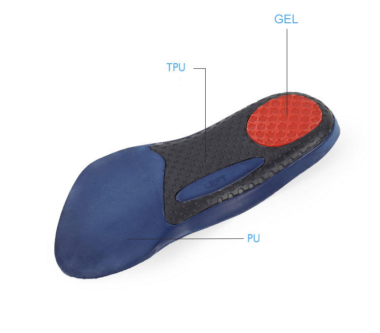 S-King Top orthotic heel inserts price for sports-2