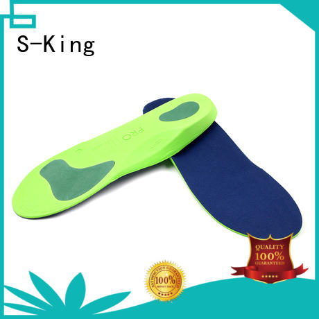 orthotic insoles for flat feet foot orthotic insoles S-King Brand