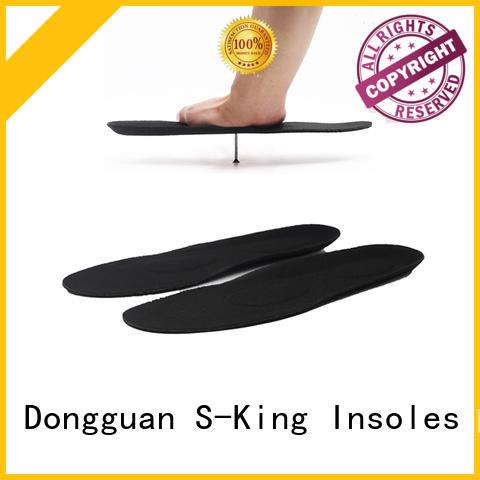 running insoles steel for blister S-King