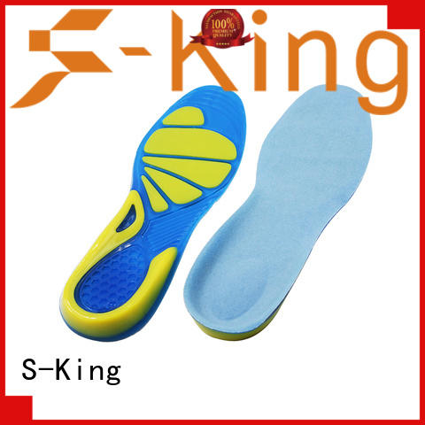 S-King gel insoles for heels Supply for running shoes