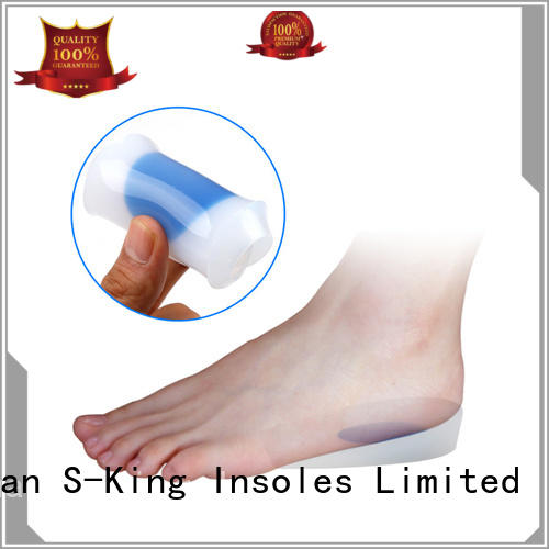 S-King New silicone gel inserts Suppliers for walking