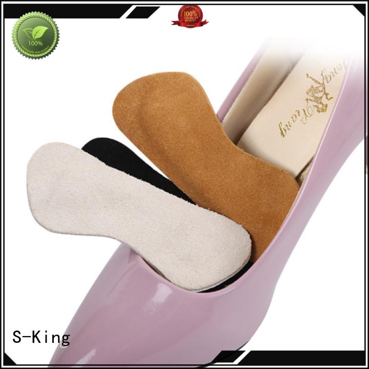S-King Brand shoe pads heel liner manufacture