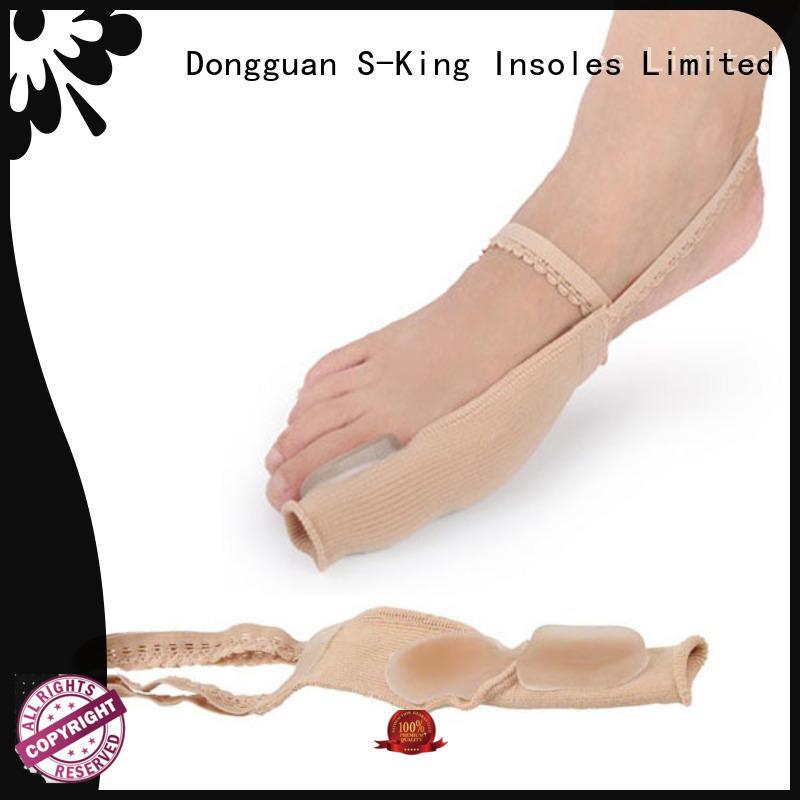 Quality S-King Brand separator gel toe spacers