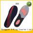 High-quality soft gel insoles for fetatarsal pad
