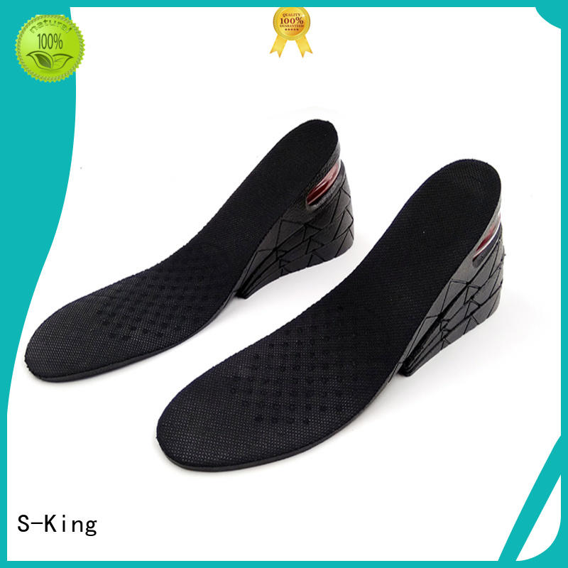 Hot insoles height insoles inserts shoe S-King Brand