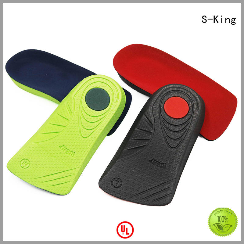 S-King Keep warm best shoe insoles pain for winter