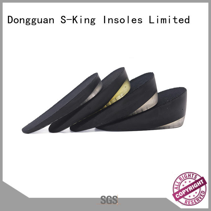High-quality orthopedic heel lift inserts for foot accessories