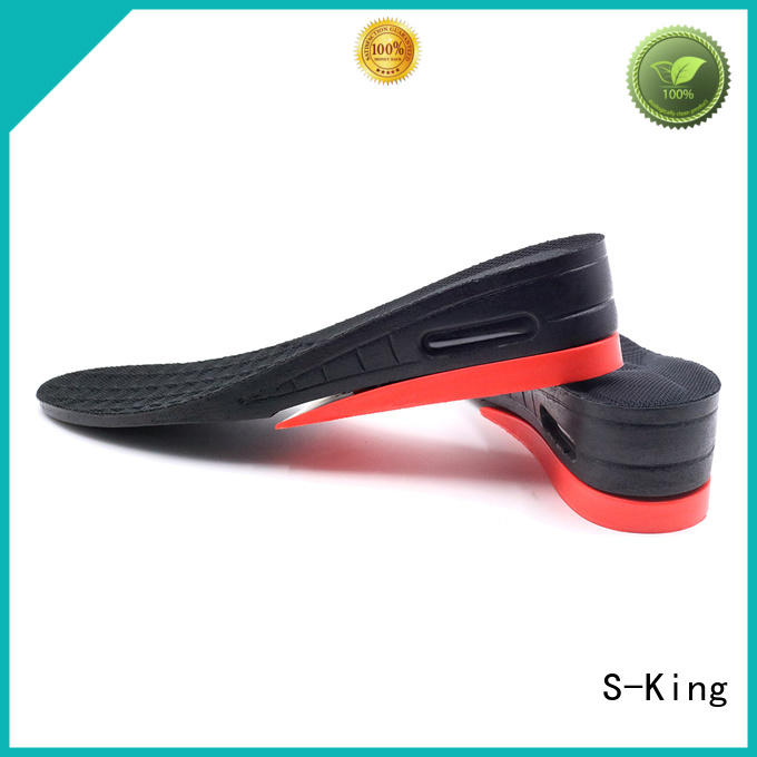 shoe height insoles elevator insole Warranty S-King