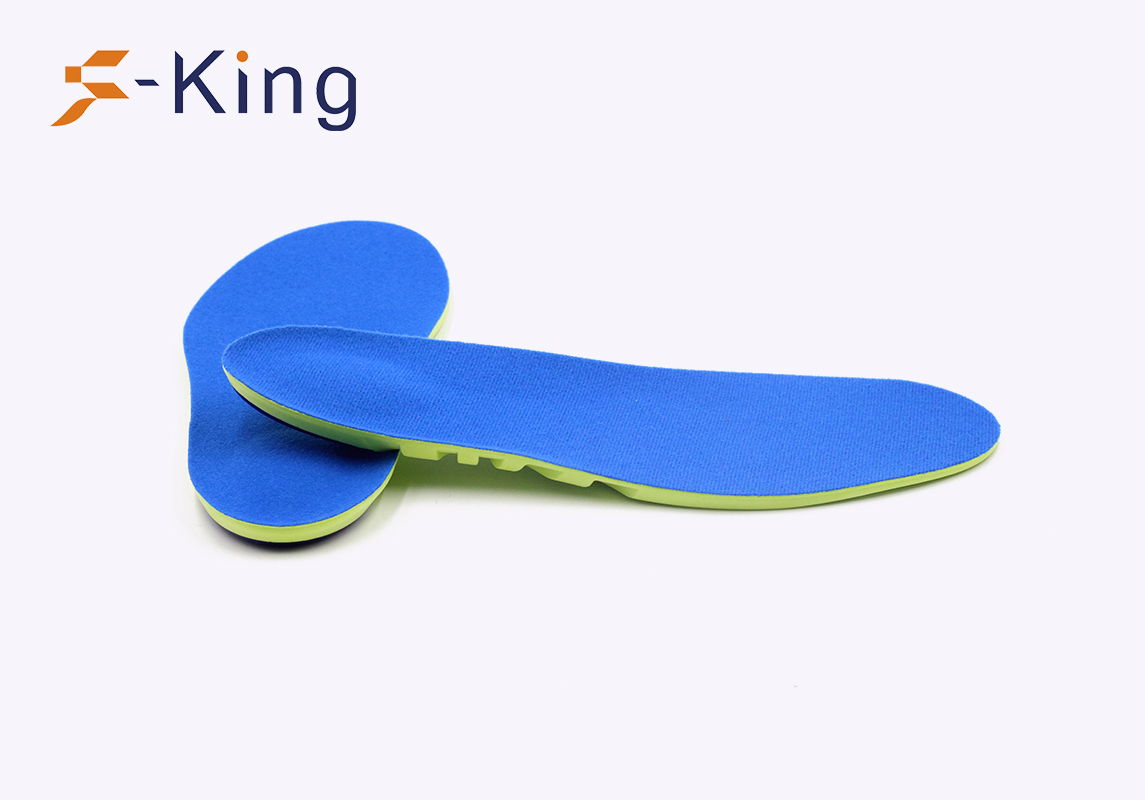 S-King-Wholesale Soft Breathable Athletic Sports Insoles | Eva Foam Insoles