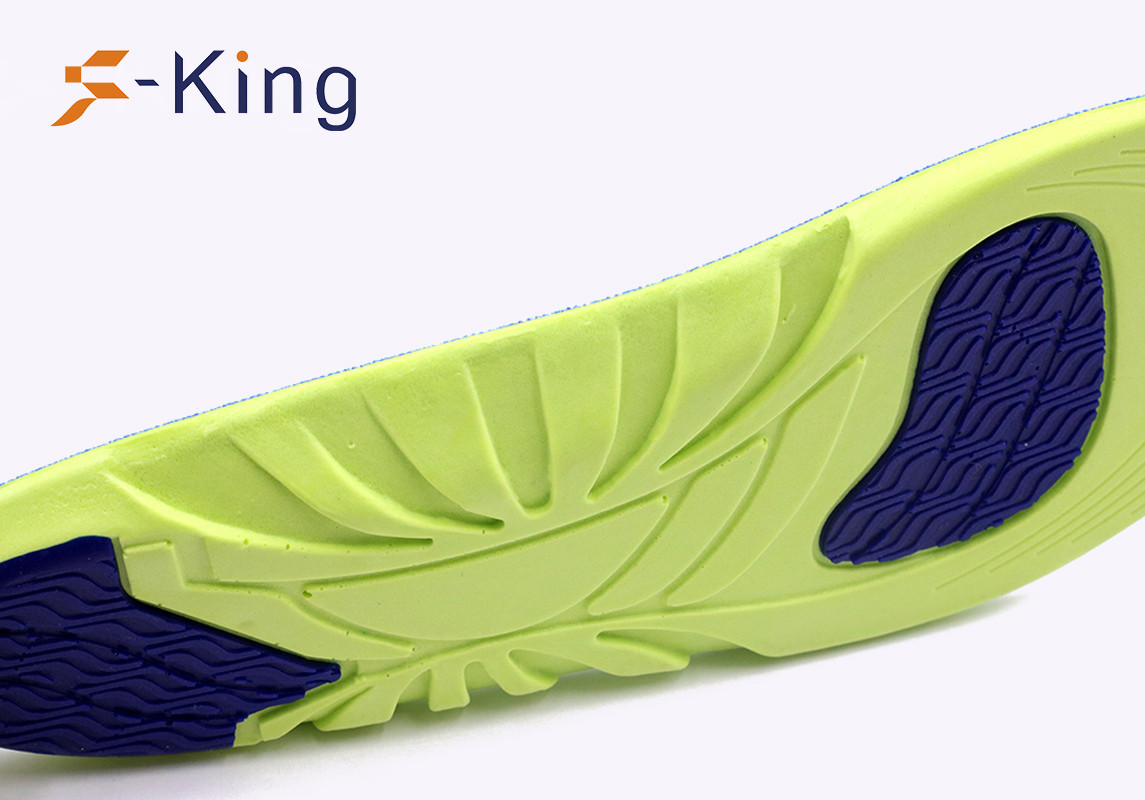 S-King-Wholesale Soft Breathable Athletic Sports Insoles | Eva Foam Insoles-1