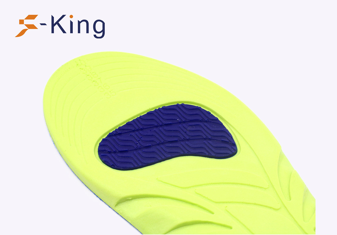 S-King-Wholesale Soft Breathable Athletic Sports Insoles | Eva Foam Insoles-2