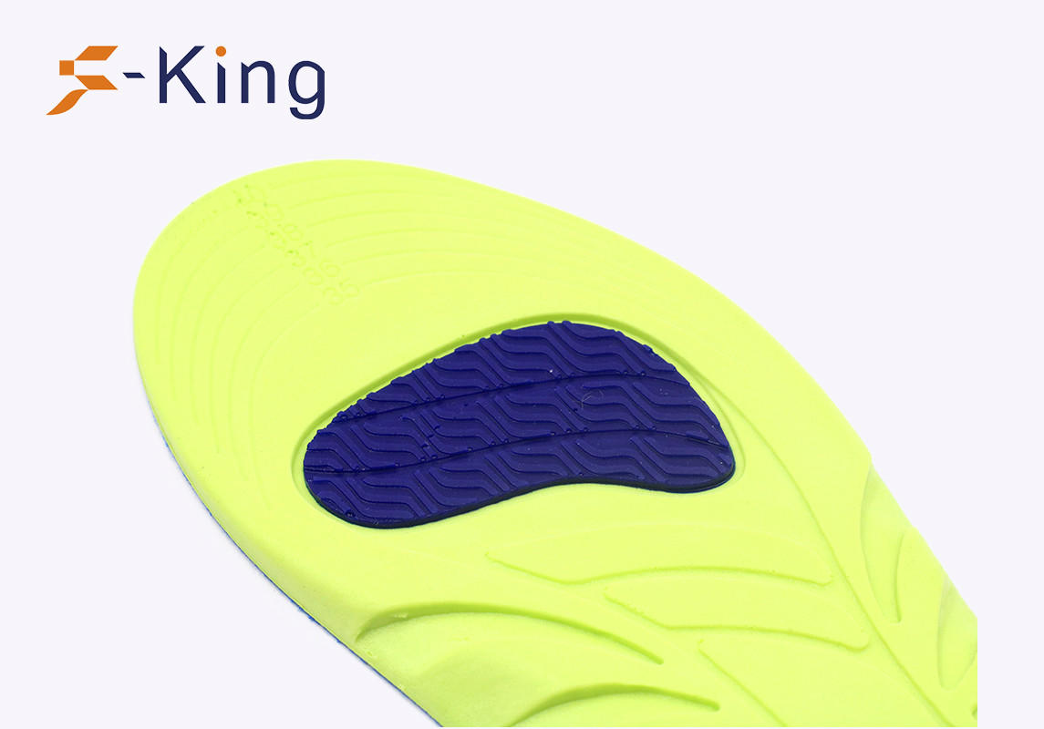 Custom memory foam insoles for work boots factory