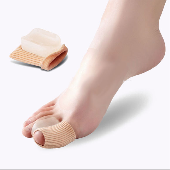 silicone gel toe spreader for overlapping toes-5