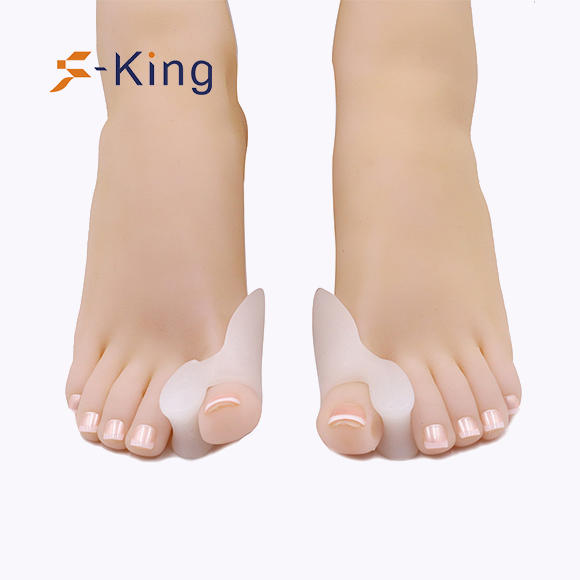 S-King flip flops with toe spacers price for mallet toes