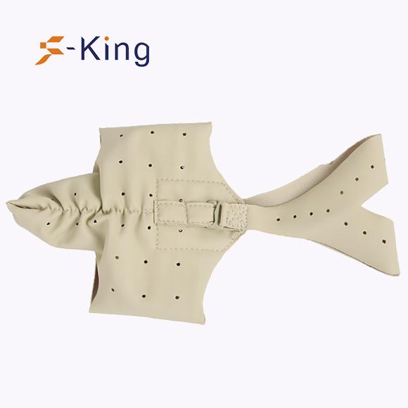 S-King- Bunion Pain Relief Hallux Valgus Correction , Leather Hallux Valgus-1