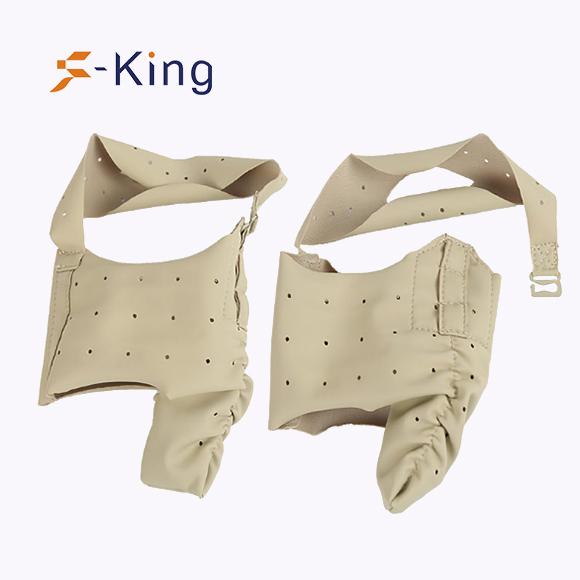 S-King- Bunion Pain Relief Hallux Valgus Correction , Leather Hallux Valgus-2