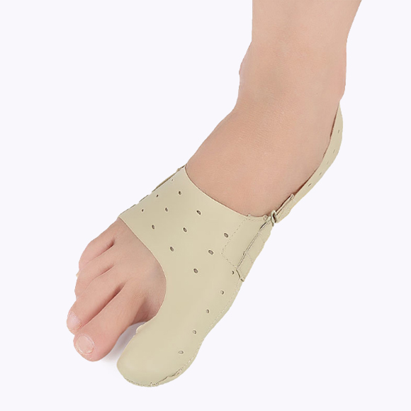 S-King- Bunion Pain Relief Hallux Valgus Correction , Leather Hallux Valgus-5
