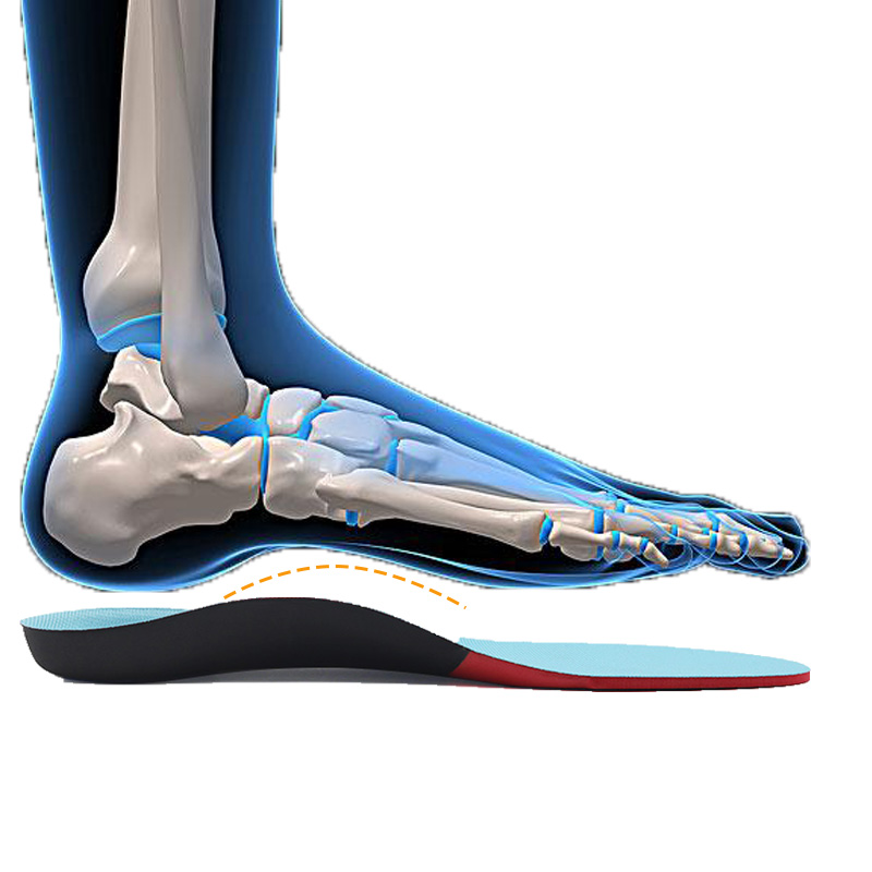S-King-Professional Orthotic Insoles Hard Eva Plantar Fasciitis Arch Support Bowlegs-1