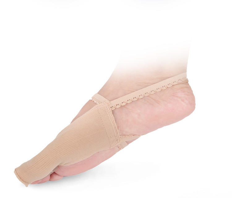 Hallux Valgus Bunion Toe Separator Sleeve, Sock Big Toe Straightener Splint Corrector