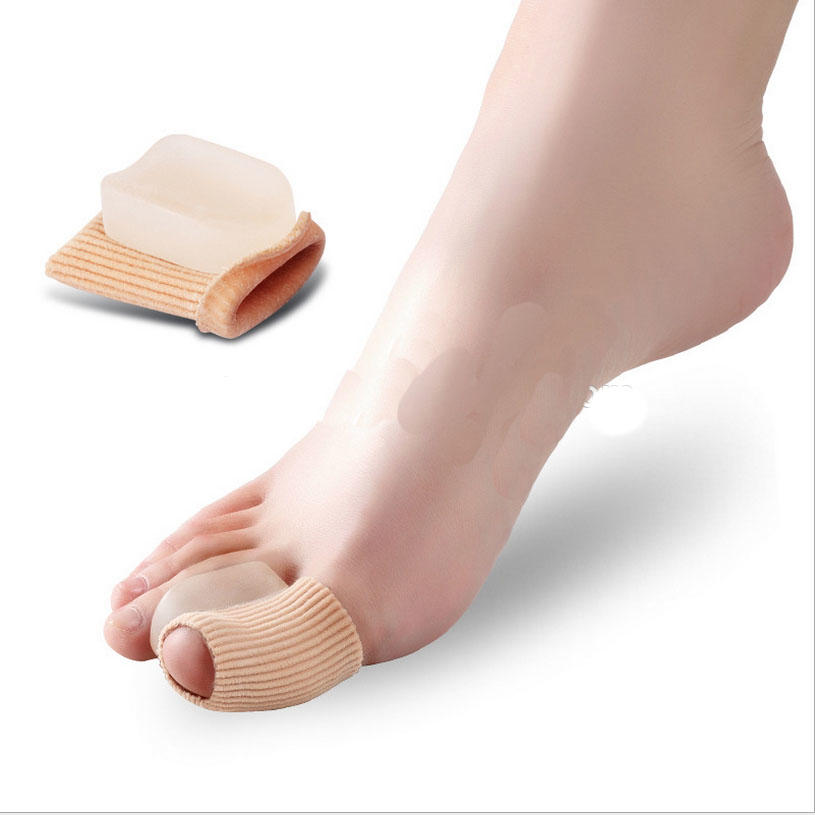 gel toe separator stretcher for overlapping toes S-King