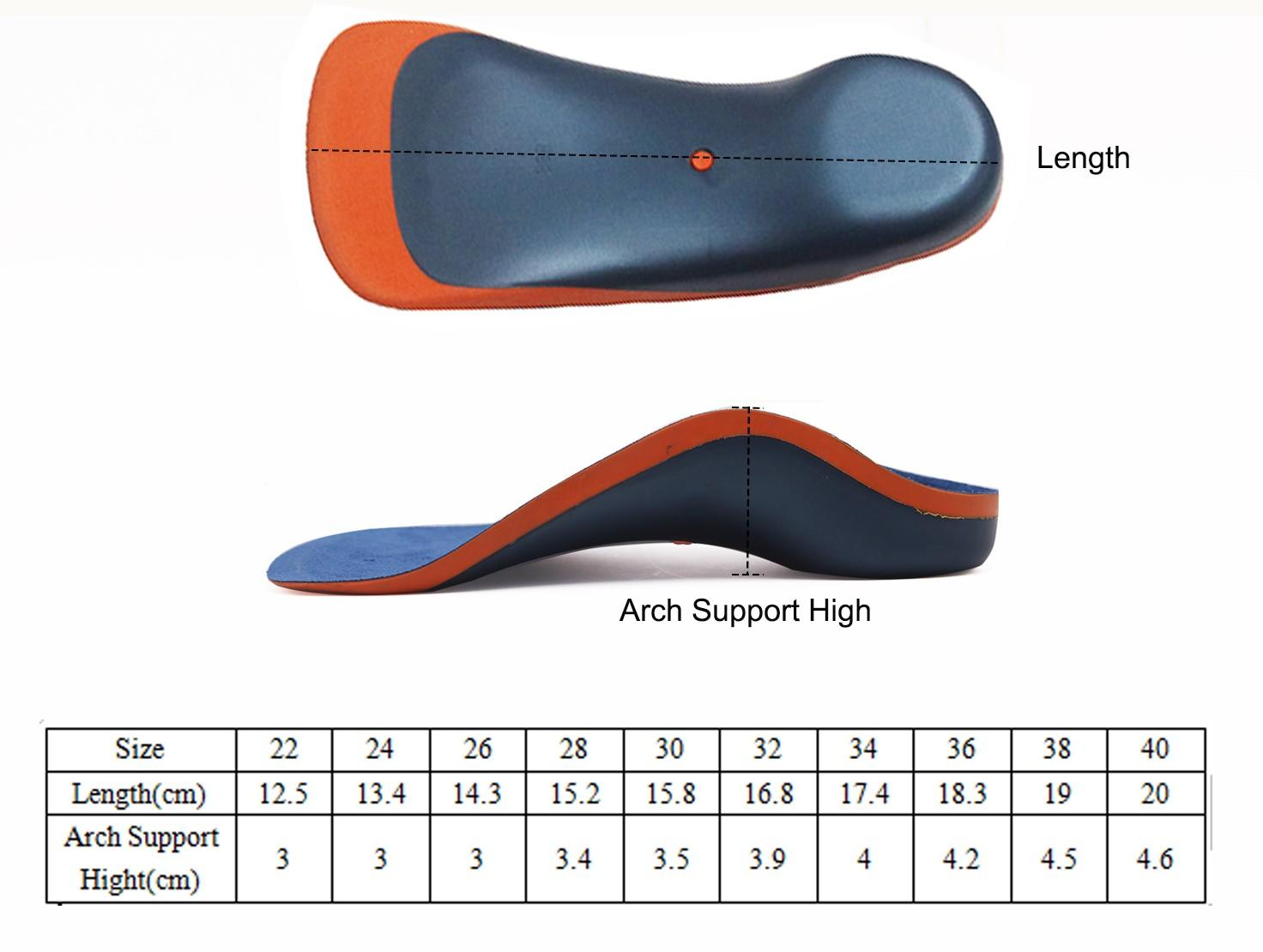 S-King inner soles for kids shoes factory