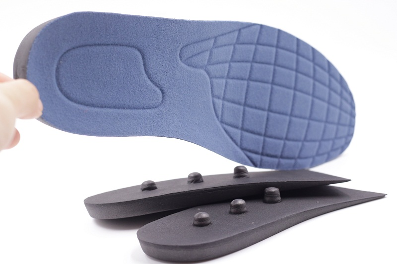 S-King-Elevator insole Full length EVA height increasing insole high heel 3layer height increase ins-1