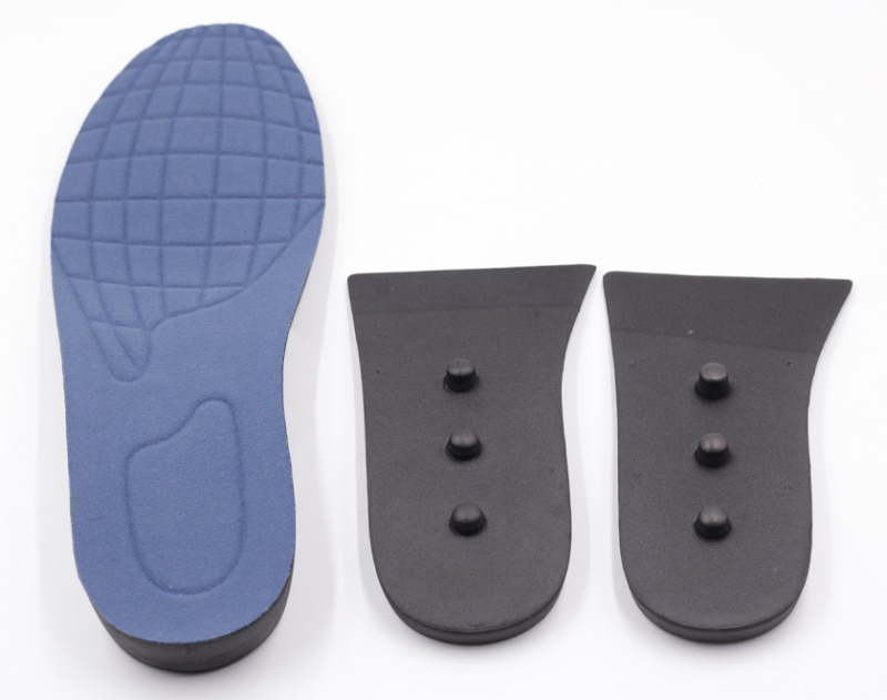 S-King-High-quality Height Insoles | Elevator Insole Full Length Eva Height Increasing-1