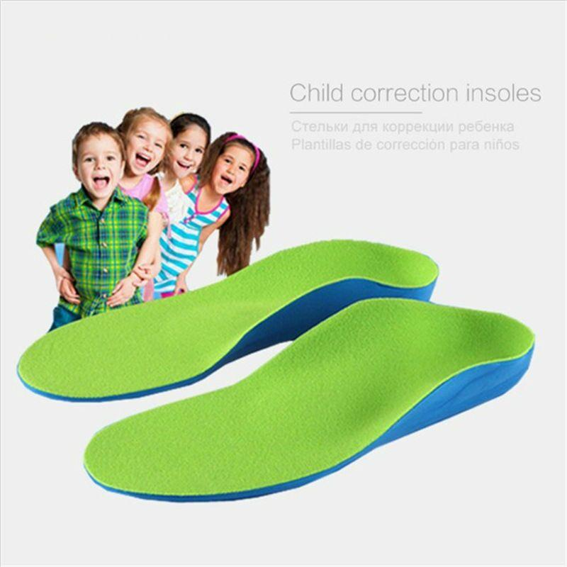 Plantar fasciitis Child orthopedic orthotic insoles arch support foot protector