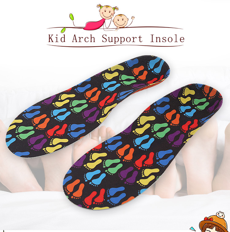 S-King-Kids Shoe Insoles, Kids Orthotic Arch Support Shoe Insoles, Children Eva-1