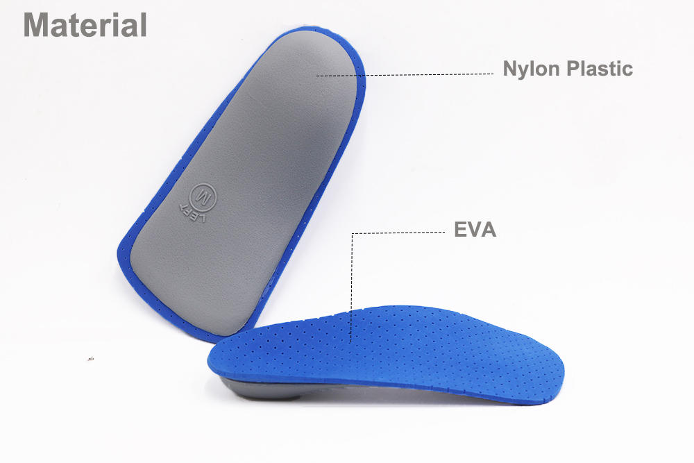 comfortable orthotic shoe insoles for flat feet for walk