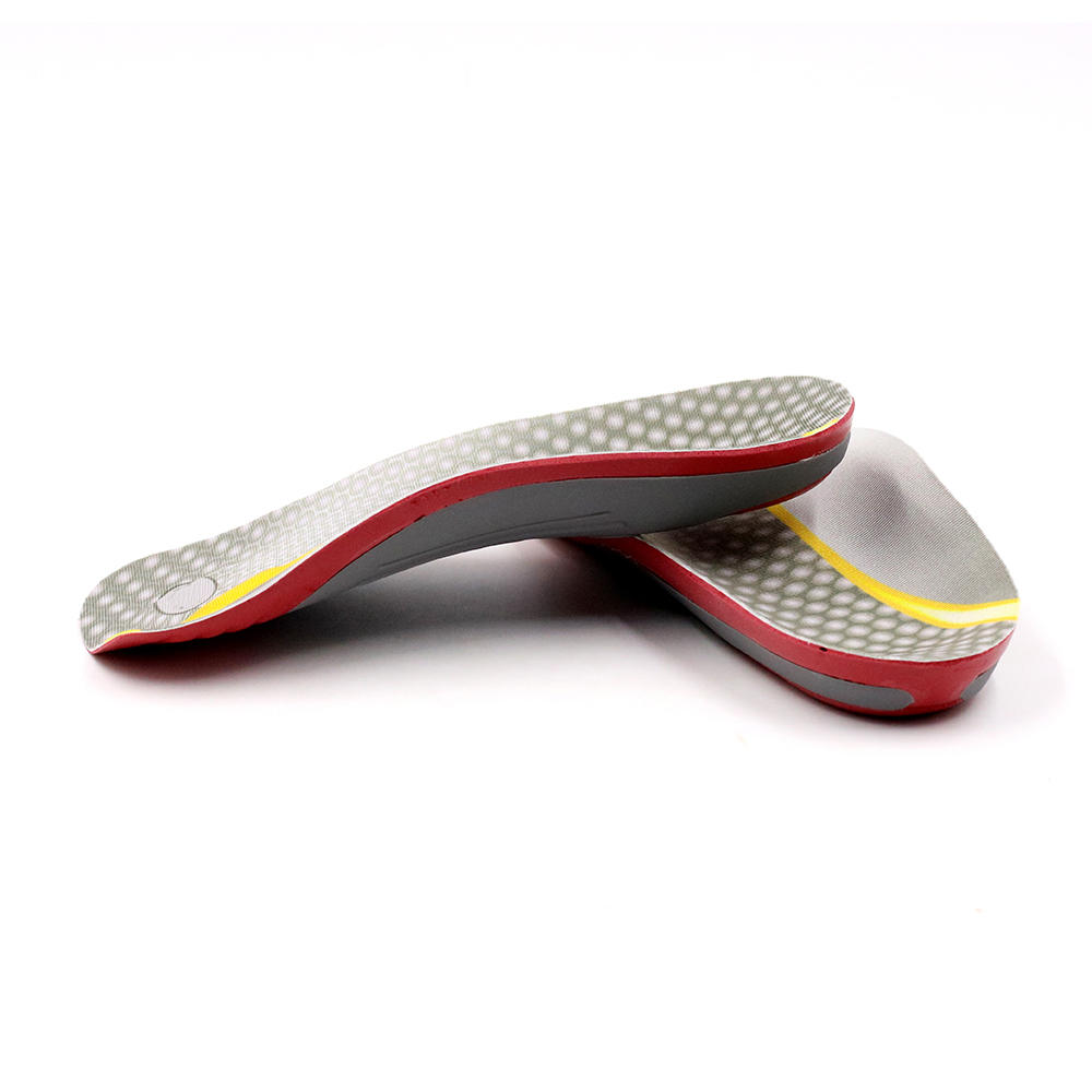Plantar Fasciitis Orthotic Shoe Insole for Extra Cushioning and Pain Relief