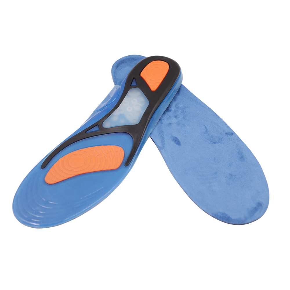S-King-Professional Gel Active Insoles Gel Insoles For Walking Boots Supplier