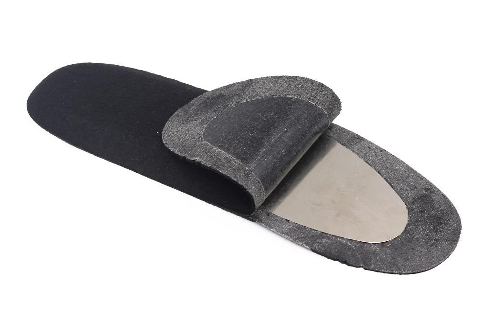 Safety shoe insole Anti perforation penetration-resistant insert with stainless steel plate