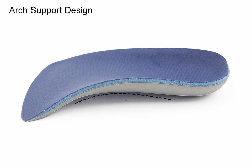 mens orthotic insoles pain for stand S-King-S-King-img-1