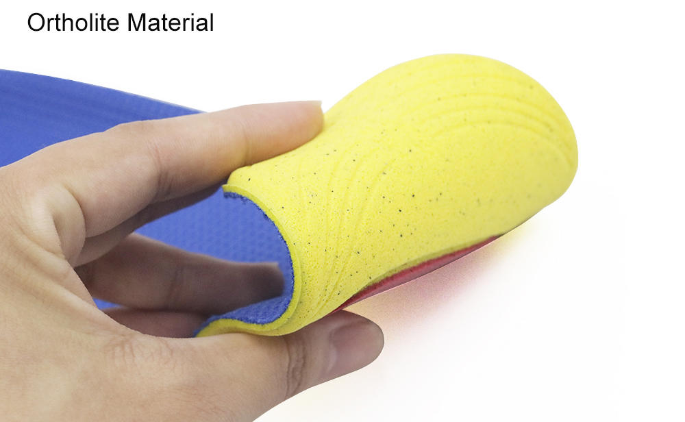 Ortholite Sport Kids Insoles Comfort high rebound Breathable Anti-odor shock Absorption sneaker insole