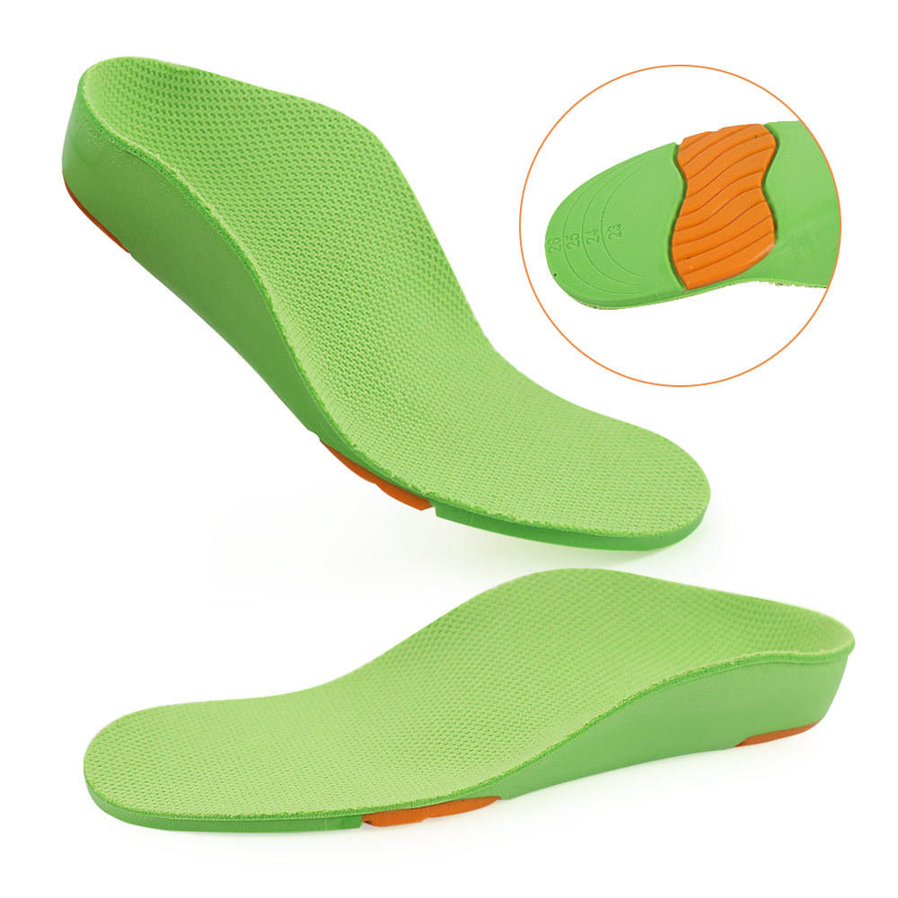 children's orthopedic insole disease foot correction for internal and external flat foot