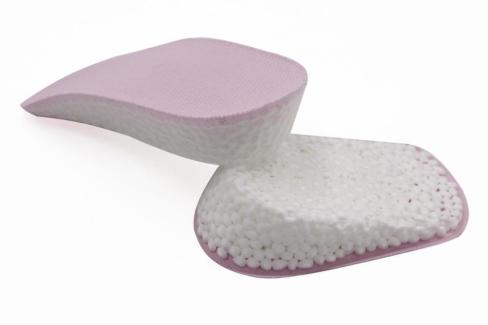 Popcorn height increase insoles, heel cushion insert, heel lift insert Removable shock absorption