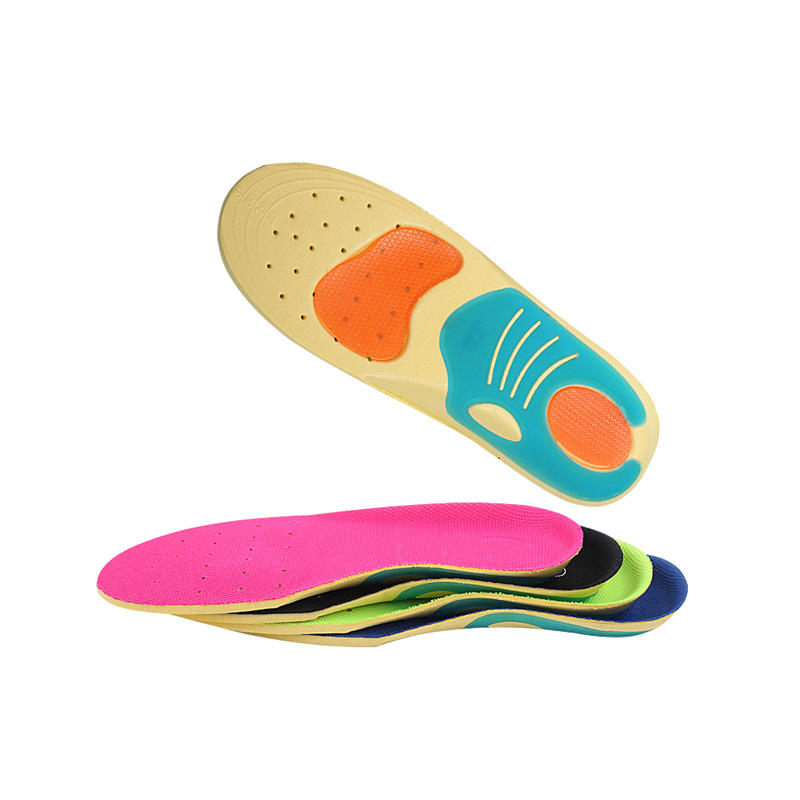 Children Shoe Insoles Gel Pad Cushioning Shock Absorption