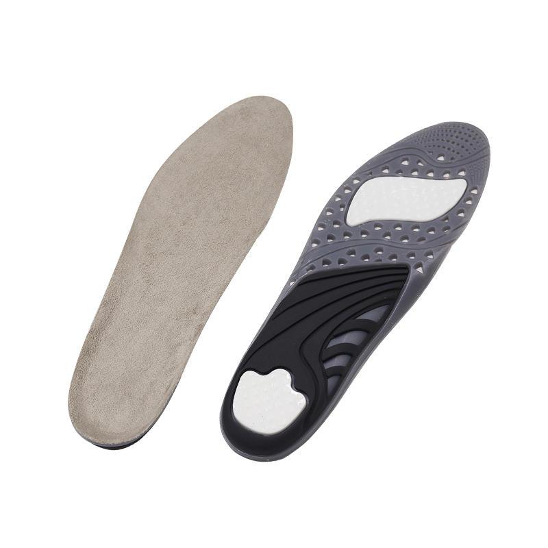 TPE feet pain relief athlete heel spurs reduce shoe insert for plantar fasciitis