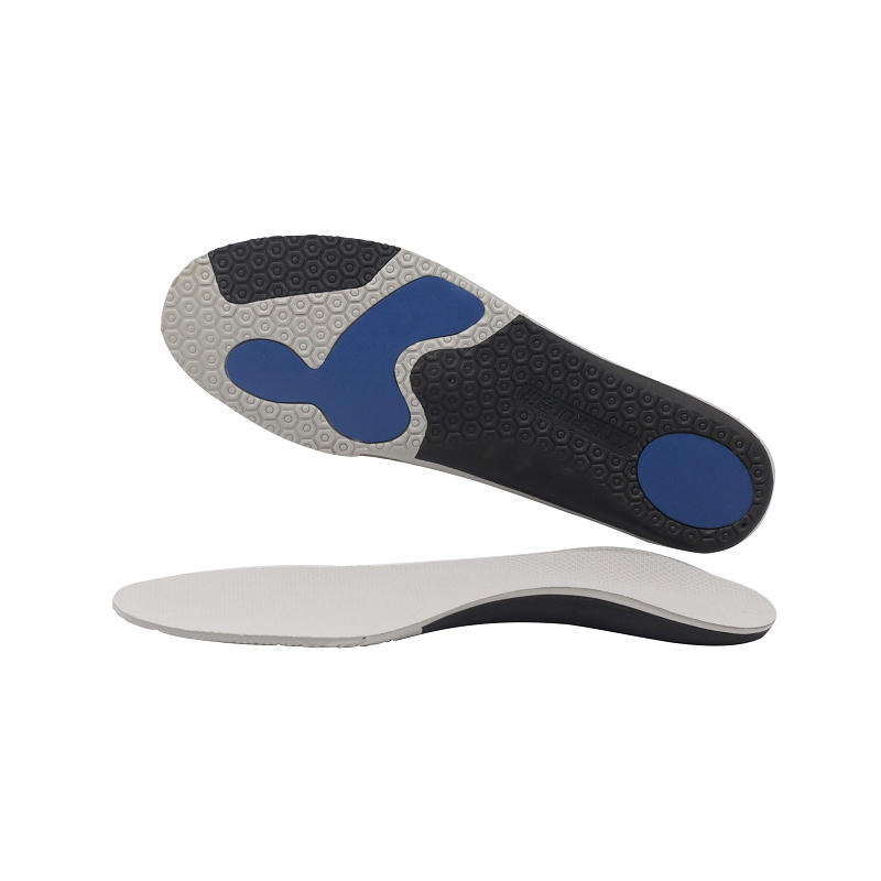 Foot care anti slip Shock absorption full length EVA golf insole