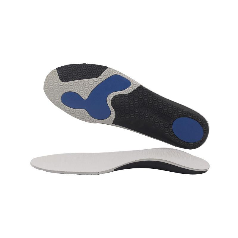 Foot care anti slip Shock absorption full length EVA golf insole