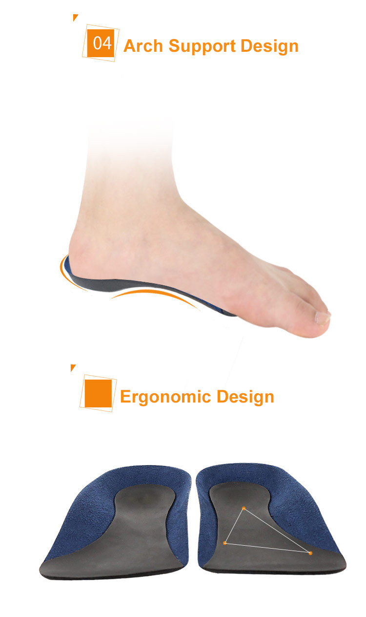 S-King custom orthotics for plantar fasciitis price for stand-4