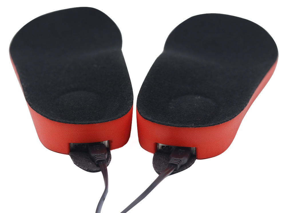 Heated insole foot warmer Electric Dr.warm R3 USB rechargeable remote control